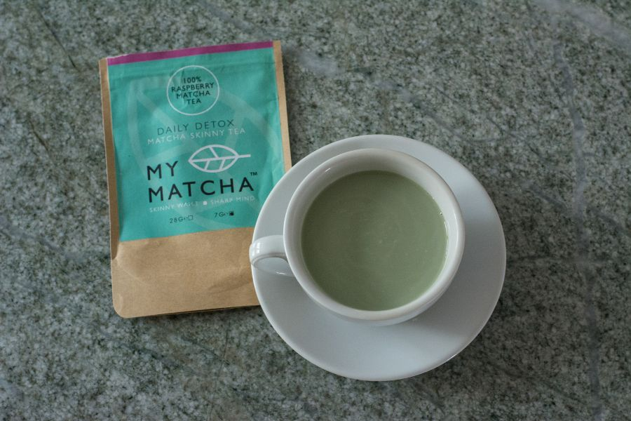 All the basics you need to know about matcha green tea as well as a simple recipe for a refreshing matcha latte to get you hooked!