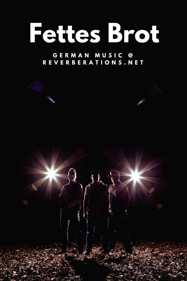 Practice the German language using music in German! Featured this month is the legendary Hamburg hip hop trio Fettes Brot.