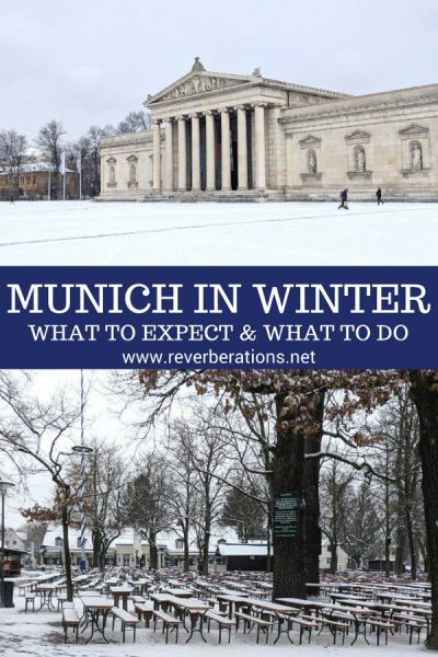 Known for Oktoberfest you might not think of visiting Munich in winter. But with cheaper off-season rates and smaller crowds, you may want to consider a wintertime visit. Here's an overview of what you can expect (and not expect) when visiting Munich in winter. #munich #bavaria #germany #winter #travel