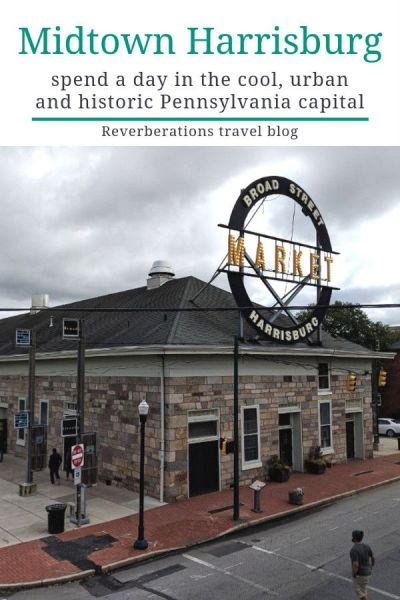 With its mix of historic buildings, independent shops and local eateries, Midtown Harrisburg, Pennsylvania is hip, cool and urban. Discover this hidden gem! #midtown #harrisburg #pennsylvania #visitpa #travel