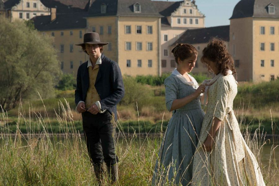 Learn German with the film Die geliebten Schwestern from director Dominik Graf.