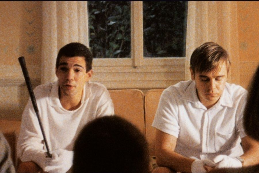 Learn German with director Michael Haneke's film Funny Games.