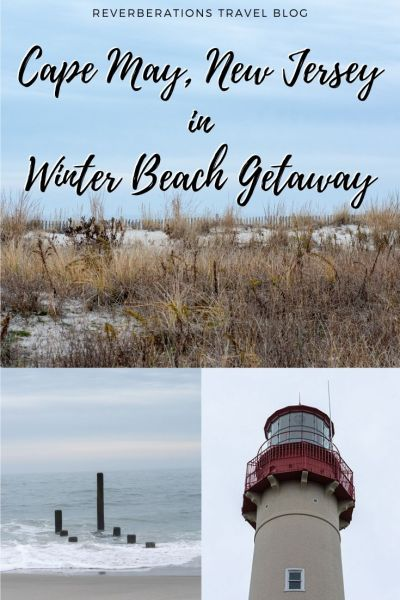Indulge in a fun, relaxed Cape May winter getaway! The beach, the lighthouse, and great restaurants, and more, there are so many things to do in Cape May! #capemay #newjersey