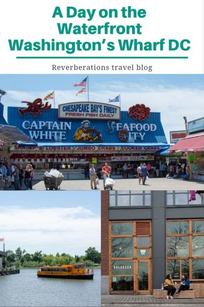 Escape downtown Washington, DC and explore the revitalized Wharf DC. Full of restaurants and shops, the DC waterfront is a fun way to spend a day!