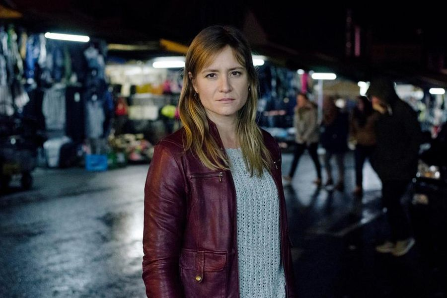 Learn German with the television series Das Verschwinden (The Disappearance) starring actress Julia Jentsch.