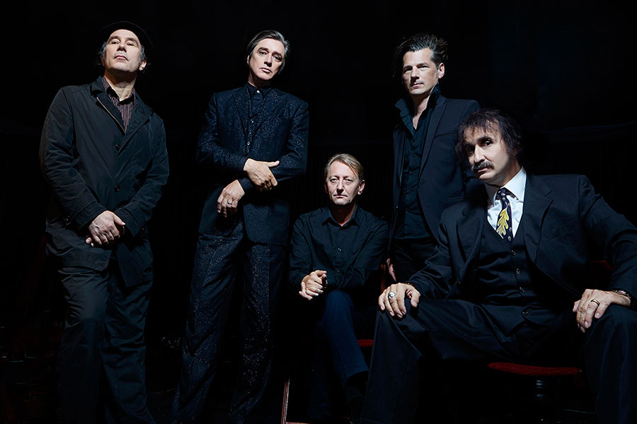 Learn German with the music of legendary band Einstürzende Neubauten!