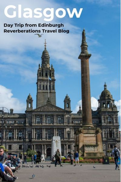 Experience a whirlwind Glasgow day trip to see the city's urban side by exploring street art, museums, and great restaurants! #glasgow #scotland #unitedkingdom #uk