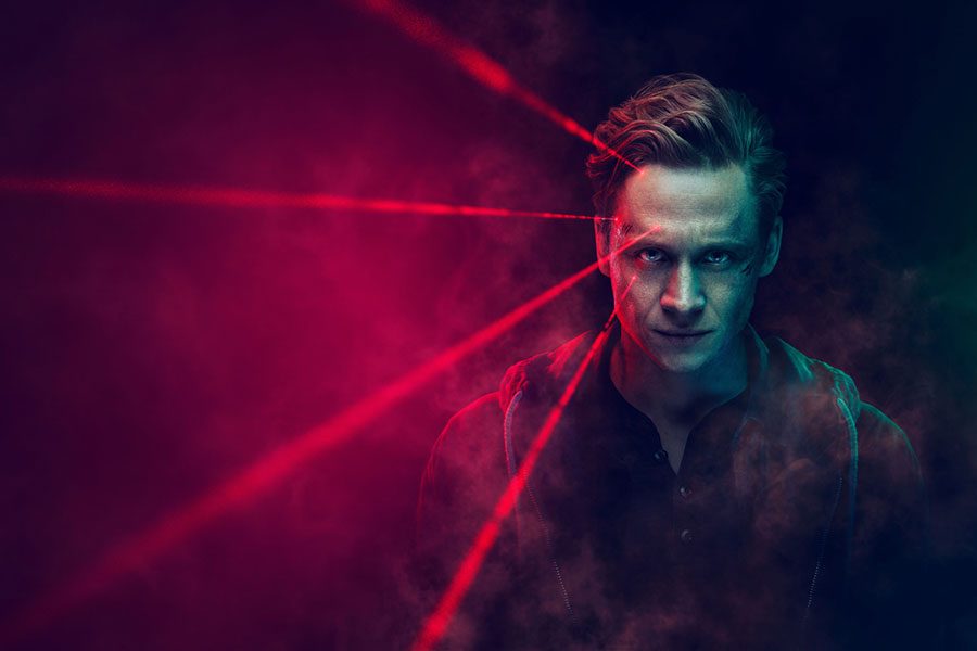 You Are Wanted is an Amazon Prime series starring Matthias Schweighöfer.