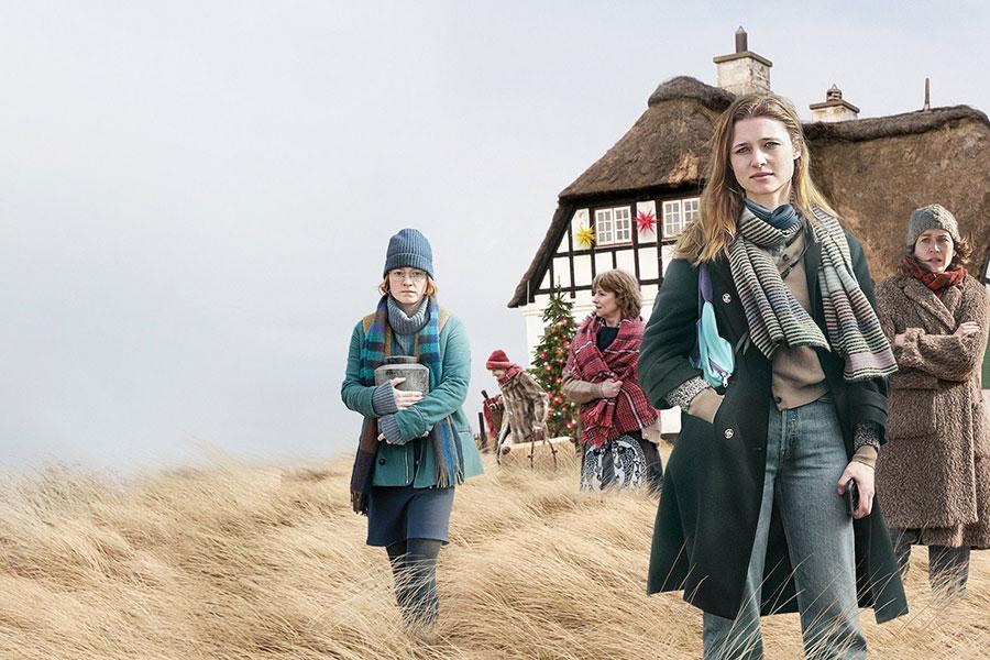 German series on Netflix: Holiday Secrets.
