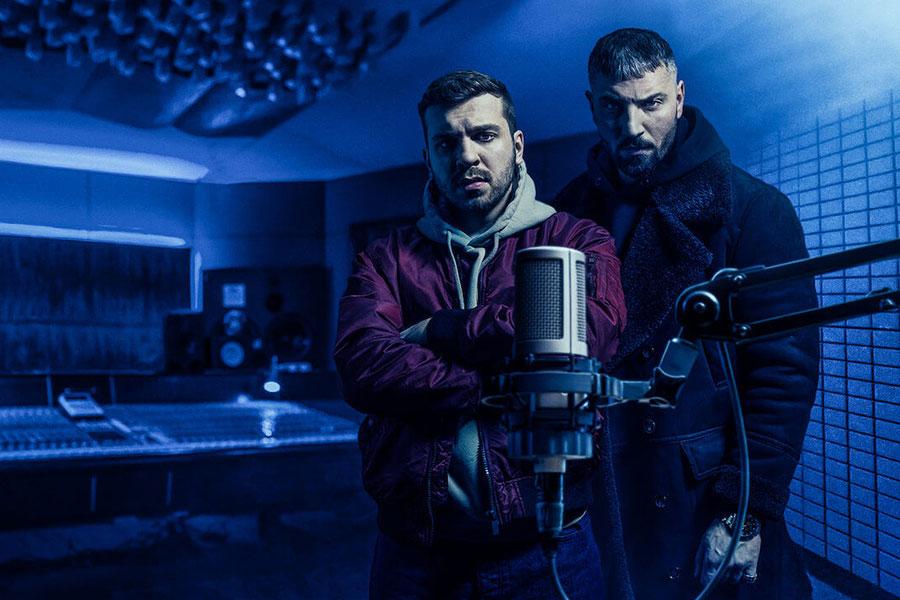 German shows on Netflix: Skylines