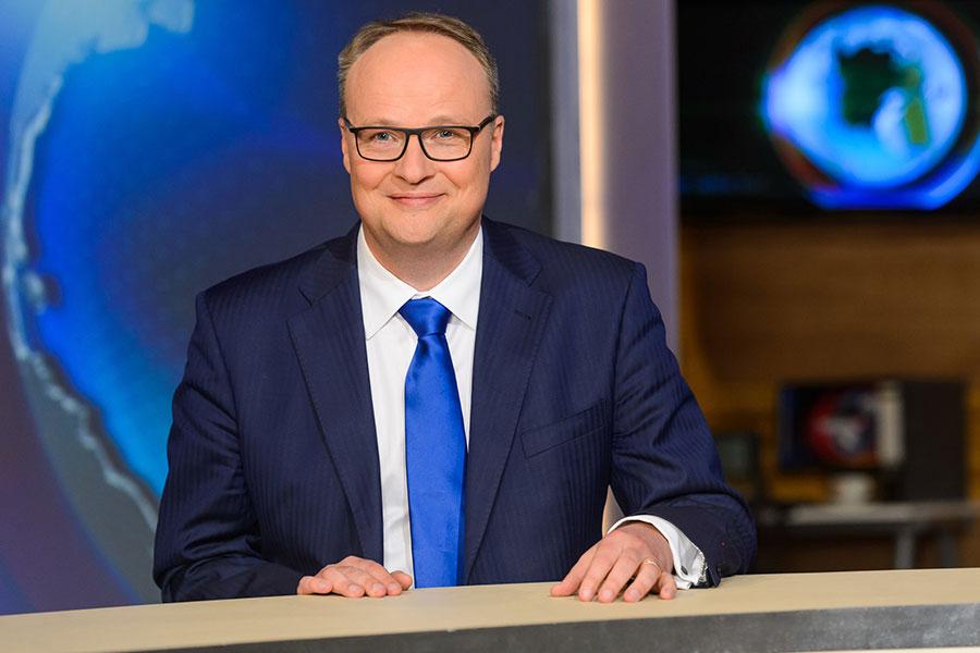 German TV comedy series Heute-Show.