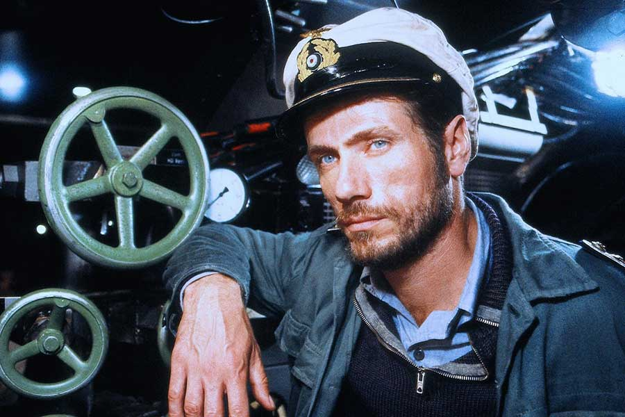 Learn German with the film Das Boot starring Jürgen Prochnow!