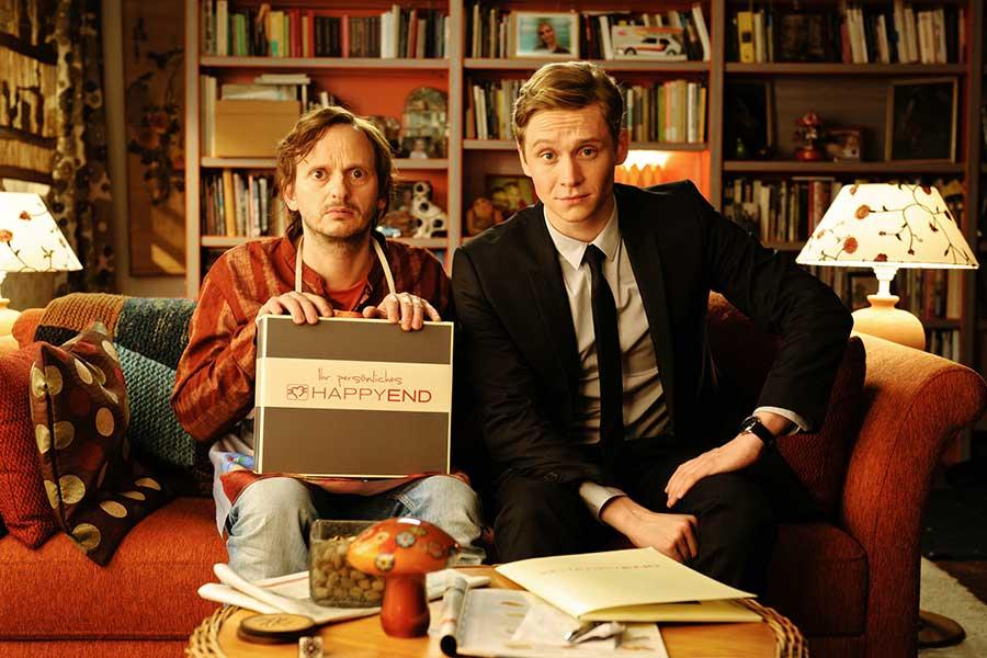 Learn German with the film Schlussmacher, starring Matthias Schweighöfer!