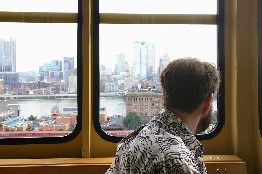 A ride on the Monongahela Incline is a must for any Pittsburgh weekend getaway.