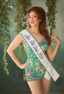 Ruby Joule Miss Tiki Oasis 2014