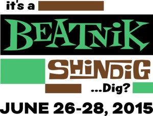 Beatnik Shindig Logo