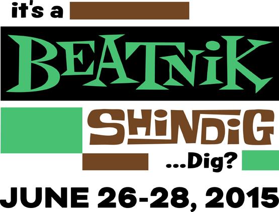 Beatnik Shindig Logo