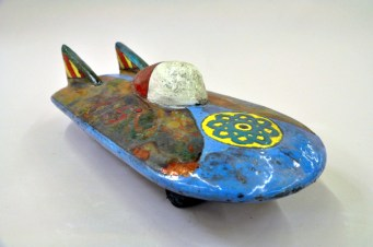 Rocket Car 65