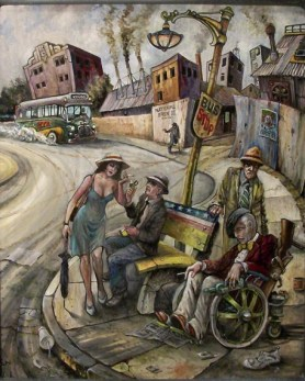"Harold Fox ""Bus of Fools"""