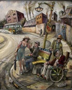 """Harold Fox """"Bus of Fools"""""""