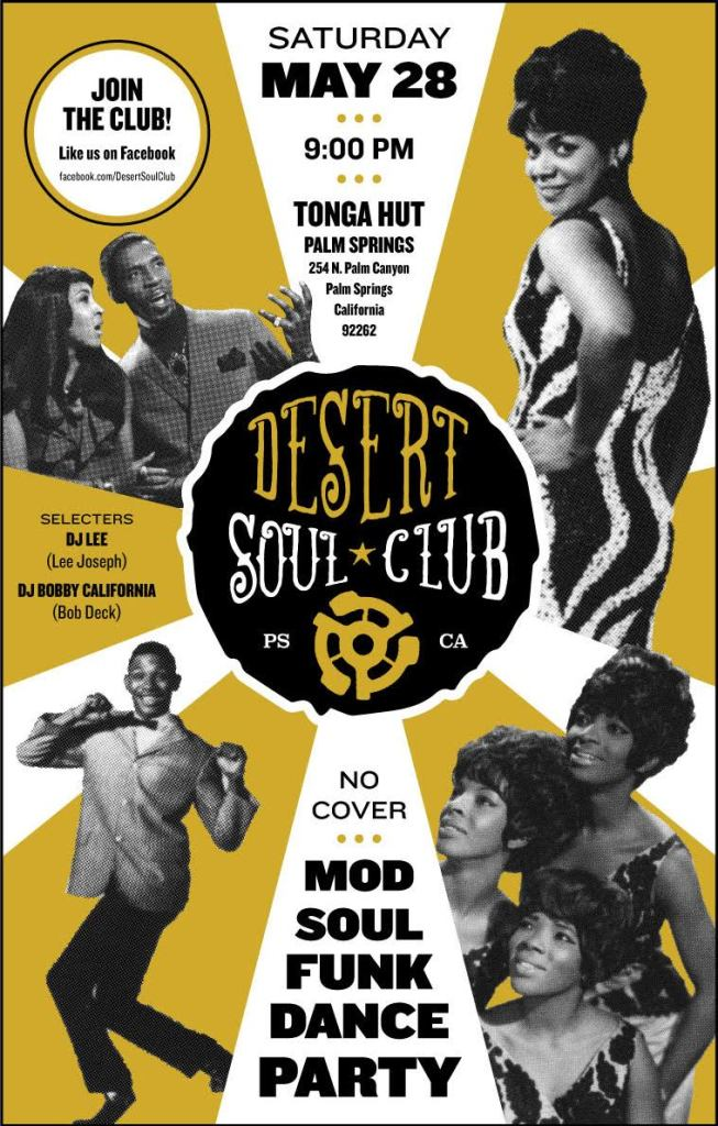 Desert Soul Club May 28