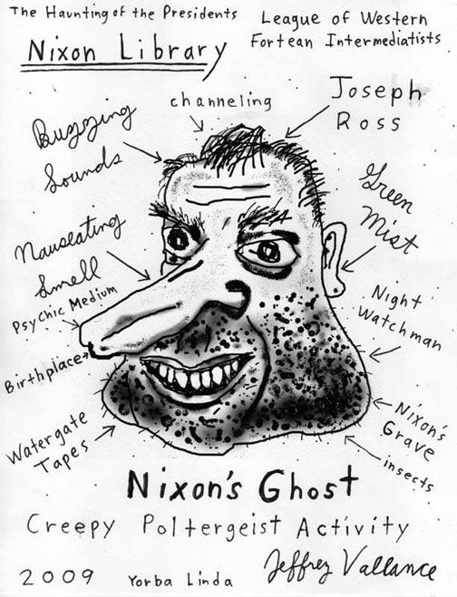 haunted_nixon_library