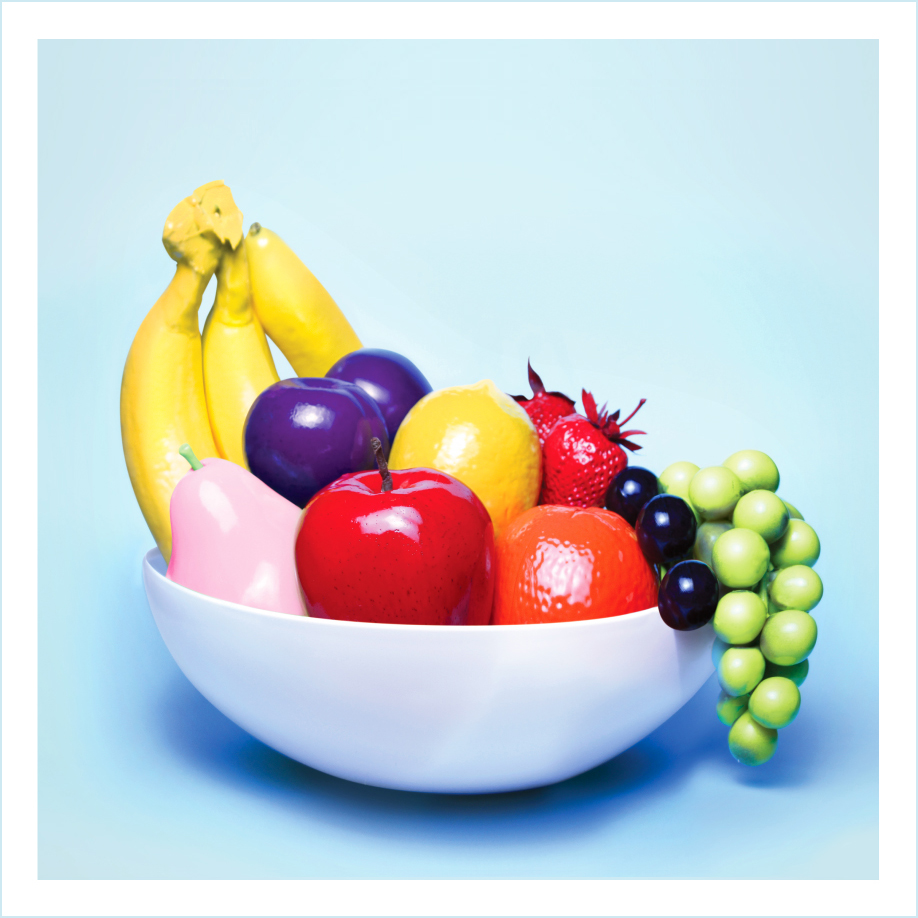 "Kii Arens ""Fruit Bowl"""