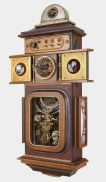 Christopher Bales – The God Machine mixed media assemblage, 31x17x7″