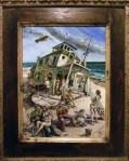 "Harold Fox ""Cabin by the Sea"""