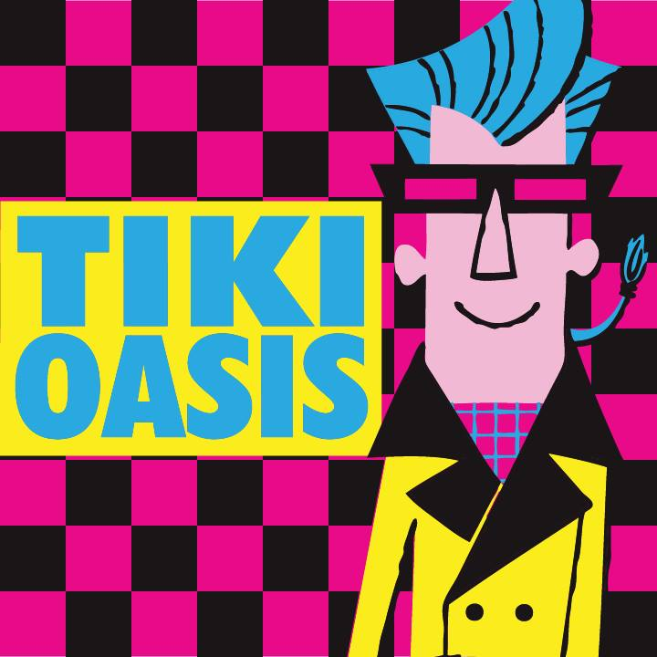 Tiki Oasis Icon