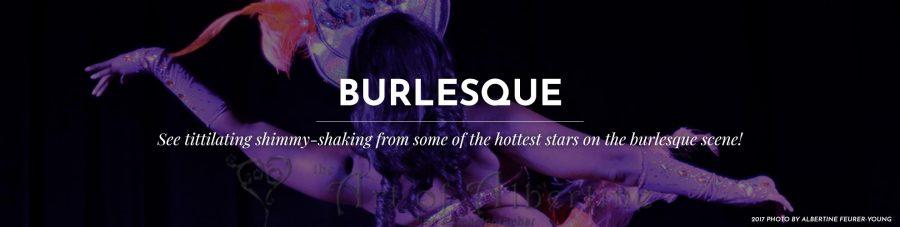 Tiki Oasis Burlesque
