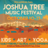 14th Annual Joshua Tree Fall Music Festival