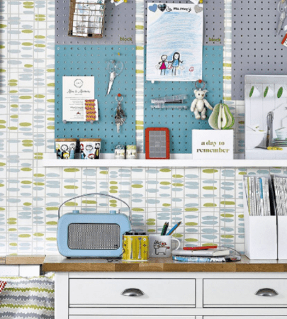 Kitchen walpaper