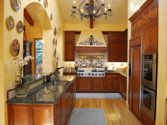 Galley Kitchen Ideas With The Best Design. Small Galley Kitchen Remodels
