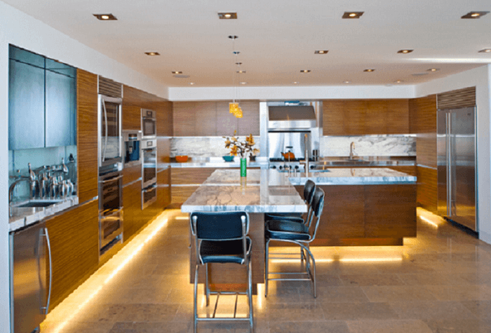 Kitchen Designs For L Shaped Kitchens
