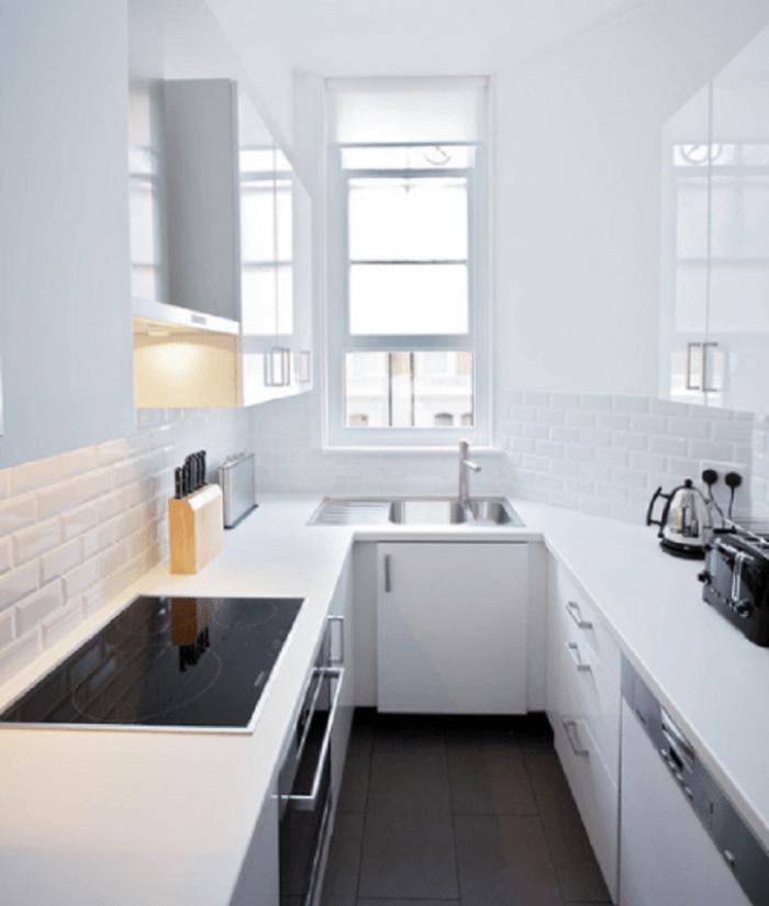small metal kitchen designs