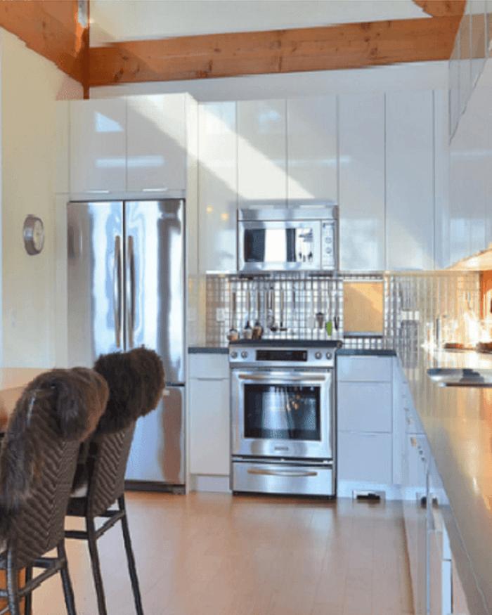 metal sliding drawers kitchen cabinets
