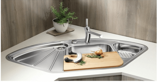 The Stylish Kitchen Sink