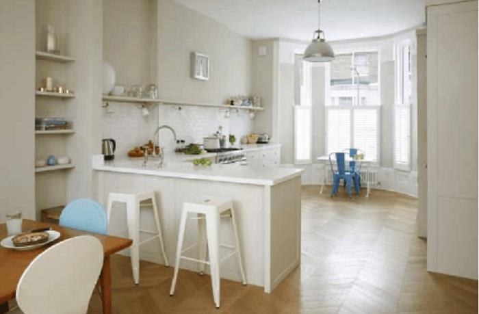White L Shaped Kitchen Design35  Best Idea About L Shaped Kitchen Designs  Ideal Kitchen . L Shaped Kitchen Designs Photos. Home Design Ideas