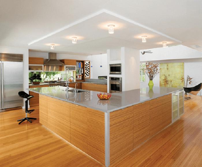 l shaped kitchen mat