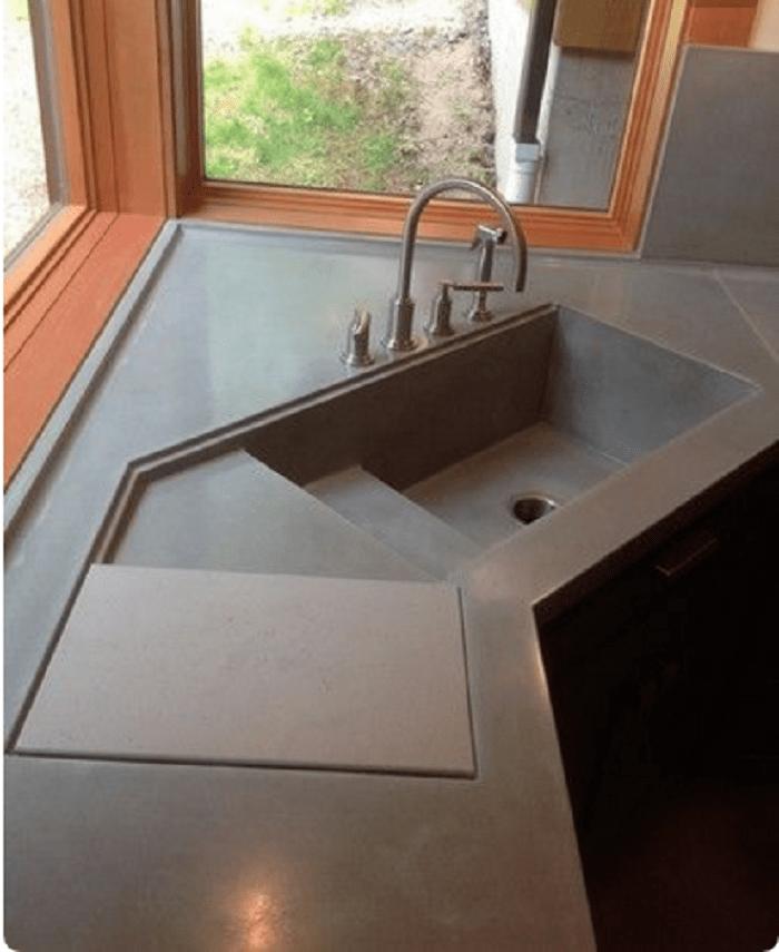 Beau Ceramic Kitchen Sinks Corner Kitchen Sink