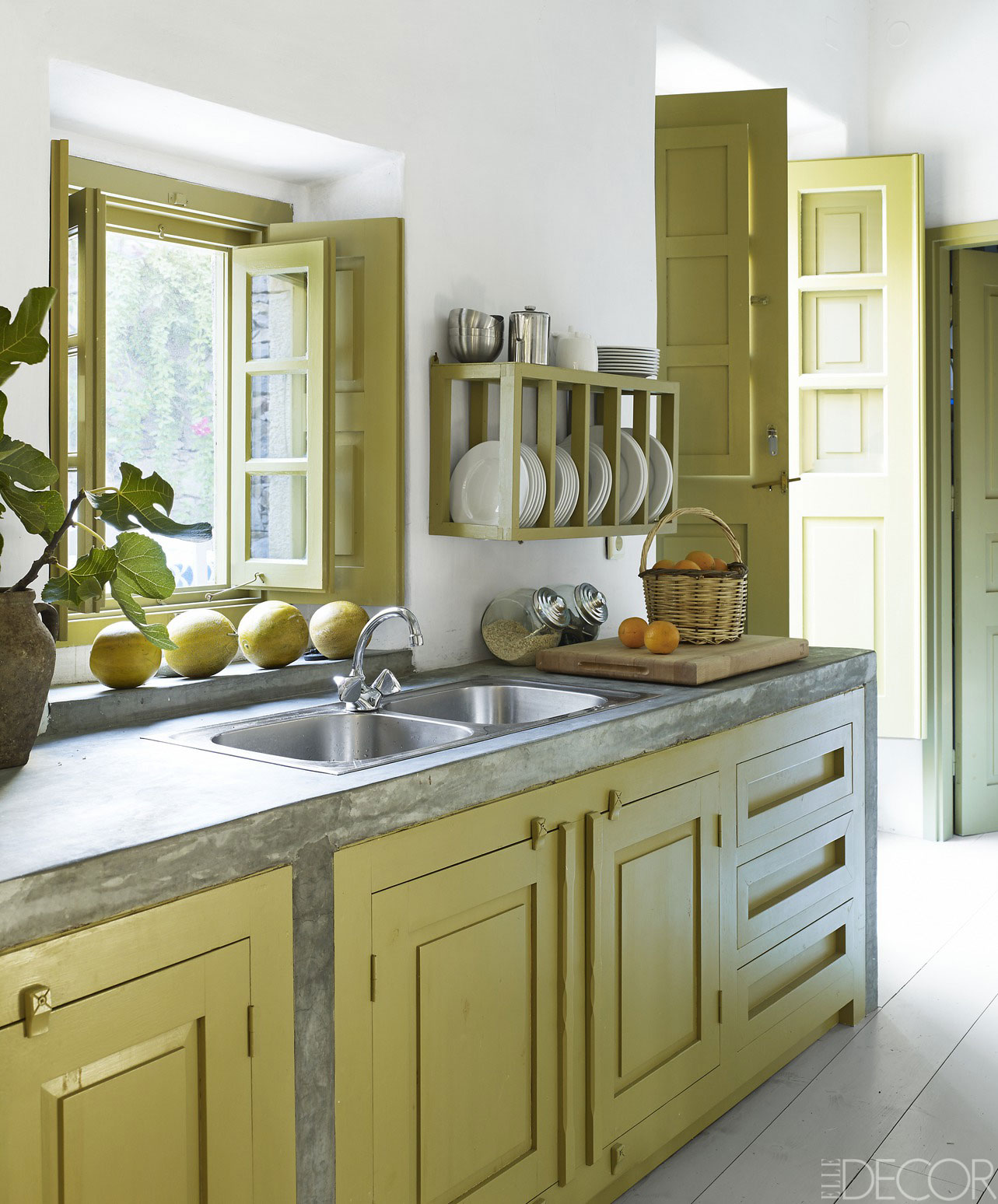 Kitchen Color Ideas For Small Kitchens