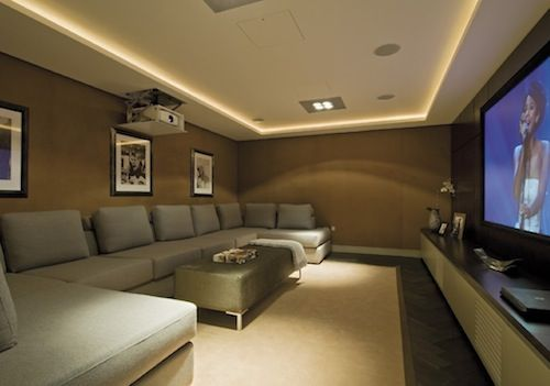 27 cool basement home theater ready to entertain reverb rh reverbsf com Best Home Theater Projector Home Theater Projector Screen