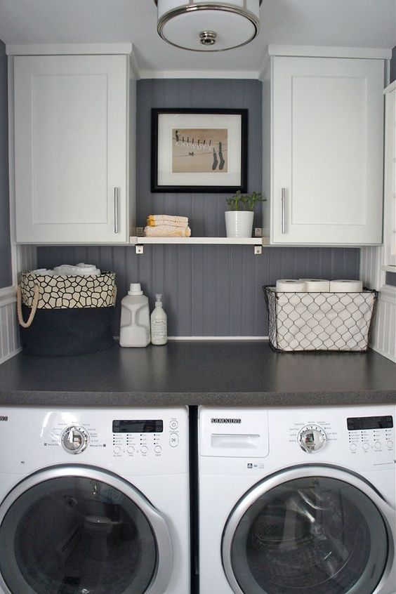 Basement Laundry Room Remodeling Ideas