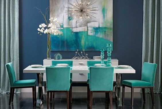 Turquoise And Gray Ideas