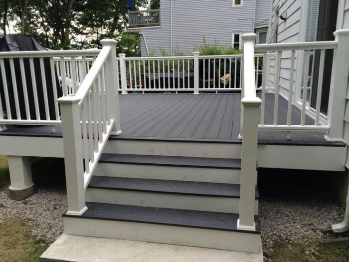 Outdoor Stair Paint