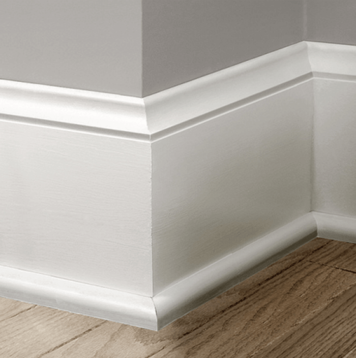 22 popular ideas of baseboards styles and base moldings for Colonial style trim