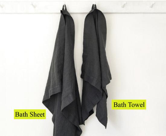 Bath Sheet Vs Bath Towel