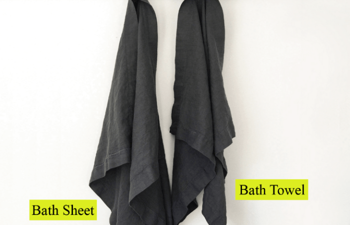 What's the Difference Between a Bath Towel VS Bath Sheet?
