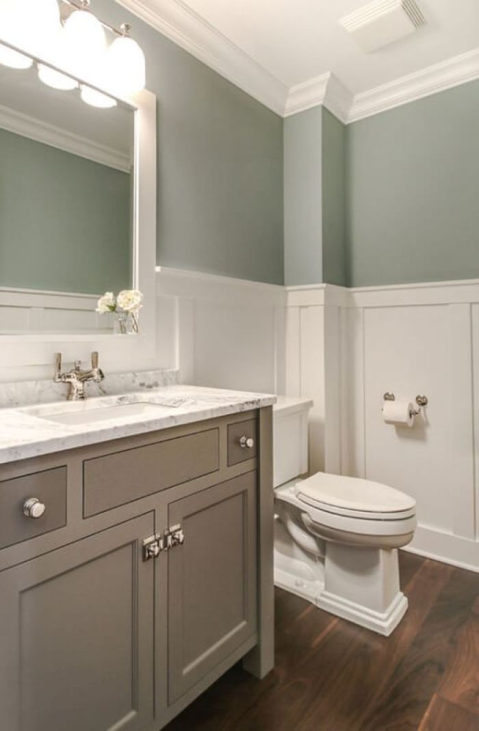 bathroom wainscoting ideas - Wainscoting Design Ideas
